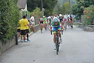 Ciclismo giovanile, 10A Coppa di Sera, Esordienti Donne, Borgo Valsugana 10 settembre 2016 <br /> Gasparrini Eleonore Camilla<br /> © foto Daniele Mosna