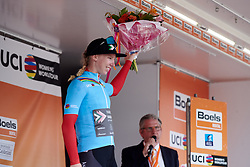 Lorena Wiebes (NED) leads the UCI Women's WorldTour Youth classification after Boels Ladies Tour 2019 - Stage 5, a 154.8 km road race from Nijmegen to Arnhem, Netherlands on September 8, 2019. Photo by Sean Robinson/velofocus.com