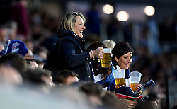Bristol Rugby fans - Mandatory byline: Joe Meredith/JMP - 25/05/2016 - RUGBY UNION - Ashton Gate Stadium - Bristol, England - Bristol Rugby v Doncaster Knights - Greene King IPA Championship Play Off FINAL 2nd Leg.