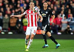Darren Fletcher of Stoke City - Mandatory by-line: Matt McNulty/JMP - 09/09/2017 - FOOTBALL - Bet365 Stadium - Stoke-on-Trent, England - Stoke City v Manchester United - Premier League