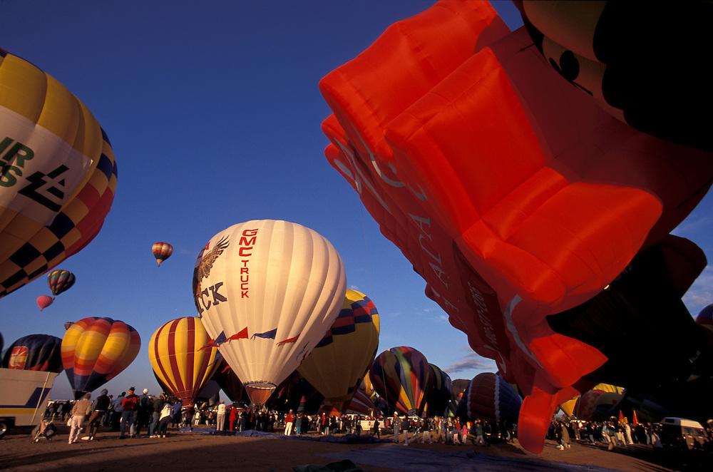 International Balloon Fiesta, Albuquerque, New Mexico, USA