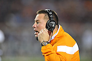 Ole Miss vs. Tennessee Volunteers head coach Butch Jones at Vaught-Hemingway Stadium in Oxford, Miss. on Saturday, October 18, 2014.