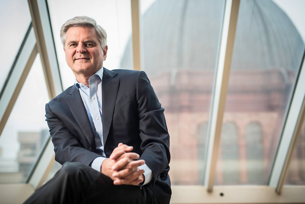 WASHINGTON, DC -- 5/30/17 -- Steve Case, is the Chair and CEO of Revolution LLC, which funds companies and entrepreneurs in communities outside of Silicon Valley. He is also the co-founder of America Online and is a billionaire.…by André Chung #_AC20317