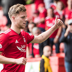 Aberdeen v Rangers, Scottish Premiership, 5 August 2018