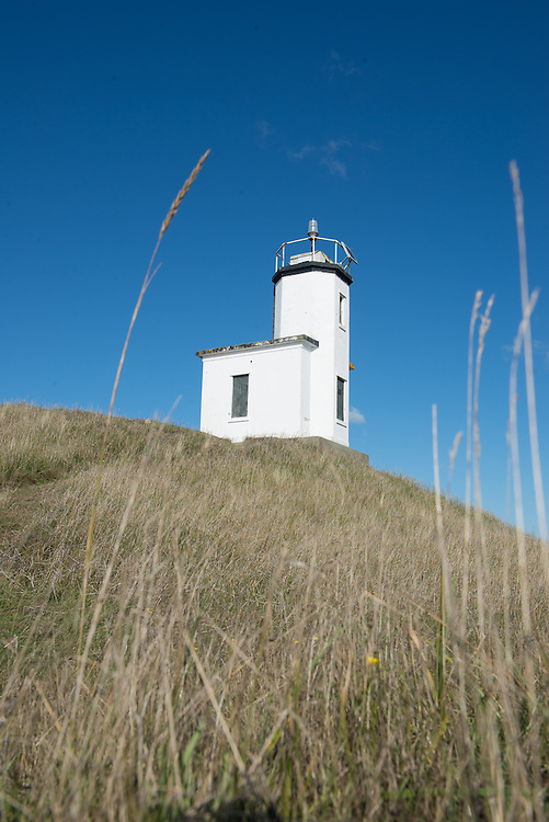 Cattle Point Lighthouse on San Juan Island