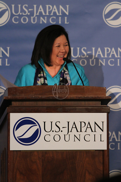 US-Japan Council Annual Conference 2012: Power of One, Impact of Many.