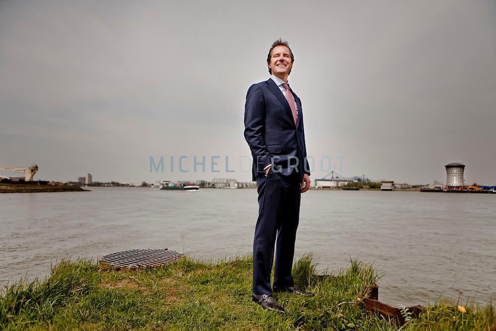 Peter Goedvolk, directeur en oprichter van Argos Oil