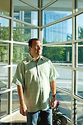 Kabbage Co-Founder Marc Gorlin poses inside of the Atlanta, Georgia office September 12, 2011. Kabbage helps fund online businesses...Kendrick Brinson/LUCEO