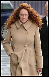 Rebekah Brooks arriving at the preliminary hearing of the phone hacking trial at the Old Bailey in London ,Wednesday, 26th September 2012. Photo by: Stephen Lock / i-Images