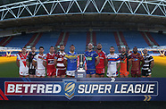 Super League 2018 Launch 250118