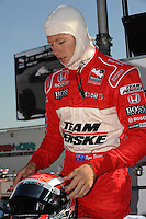 Ryan Briscoe, Peak Antifreeze and Motor Oil Indy 300, Chicagoland Speedway, Joliet, IL USA  8/29/08