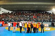 DESCRIZIONE : France Hand Coupe Afrique des Nations Homme Maroc Rabat<br /> GIOCATORE : Ambiance<br /> SQUADRA : Tunisie<br /> EVENTO : FRANCE Hand CAN<br /> GARA : Tunisie Maroc<br /> DATA :19/01/2012<br /> CATEGORIA : Hand CAN<br /> SPORT : Handball<br /> AUTORE : JF Molliere <br /> Galleria : France Hand 2011-2012 Reportage<br /> Fotonotizia : CAN Hand RABAT Maroc<br /> Predefinita :