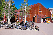 Gondola station, Telluride, Colorado