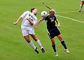 2011 VMI Women's Soccer vs Longwood