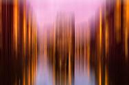 Blurry Sky Fine Art Series - Wasserschloss of the Speicherstadt in Hamburg