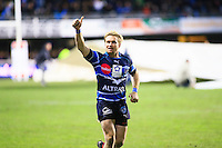 Joie Montpellier - Ben LUCAS - 03.01.2015 - Montpellier / Toulon - 15eme journee de Top 14 <br />
