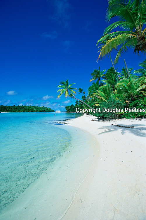 One Foot Island, Aitutaki, Cook Islands<br />