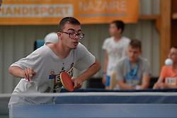 Tennis de Table aux Jeux Nationaux de L'Avenir