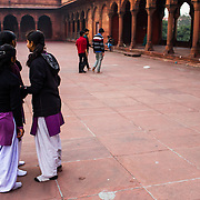 Det Røde Fort, New Delhi.