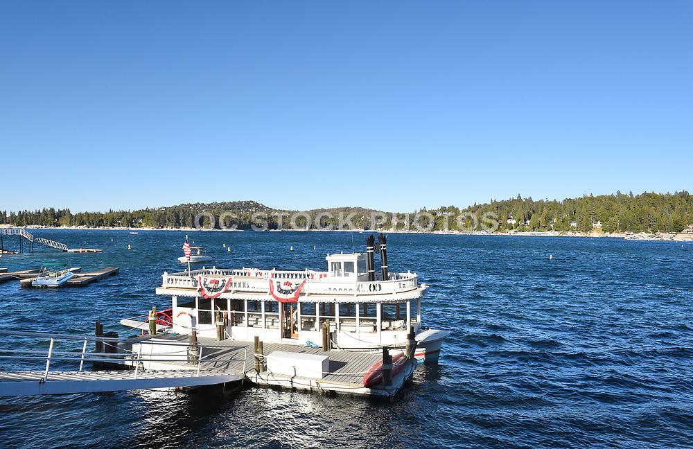 Lake Arrowhead Queen Tour Boat