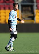 FODBOLD: Mathias Johannsen (FC Helsingør) nder træningskampen mellem FC Nordsjælland og FC Helsingør den 20. januar 2017 i Farum Park. Foto: Claus Birch