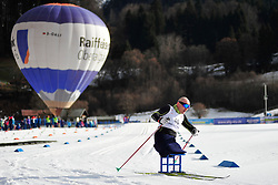 LOBAN Dzmitry, BLR at the 2014 IPC Nordic Skiing World Cup Finals - Middle Distance