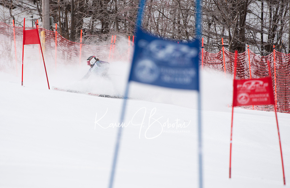 Tecnica Cup giant slalom at Gunstock January 28, 2012.
