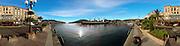 South, France, SeaPort, Marina, CGI Backgrounds, ,Beautiful Background