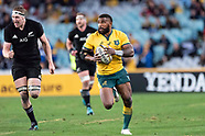 Bledisloe Cup - Australia v New Zealand - 18 Aug 2018
