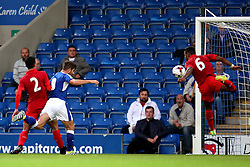 Ched Evans of Chesterfield scores the equalising goal - Mandatory by-line: Matt McNulty/JMP - 02/08/2016 - FOOTBALL - Pro Act Stadium - Chesterfield, England - Chesterfield v Leicester City - Pre-season friendly
