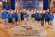 DESCRIZIONE : Bormio Torneo Internazionale Maschile Diego Gianatti Italia Francia <br /> GIOCATORE : Staff Team Italia <br /> SQUADRA : Nazionale Italia Uomini Italy <br /> EVENTO : Raduno Collegiale Nazionale Maschile <br /> GARA : Italia Francia Italy France <br /> DATA : 02/08/2008 <br /> CATEGORIA : Ritratto <br /> SPORT : Pallacanestro <br /> AUTORE : Agenzia Ciamillo-Castoria/S.Silvestri <br /> Galleria : Fip Nazionali 2008 <br /> Fotonotizia : Bormio Torneo Internazionale Maschile Diego Gianatti Italia Francia <br /> Predefinita :