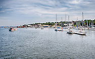 July 23, 2012: Day 13 in Stockton Springs, and Bangor, ME.