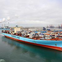 Maersk Terminal - Port of Rotterdam