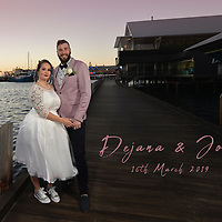 Dejana & Josh's Wedding - 2019