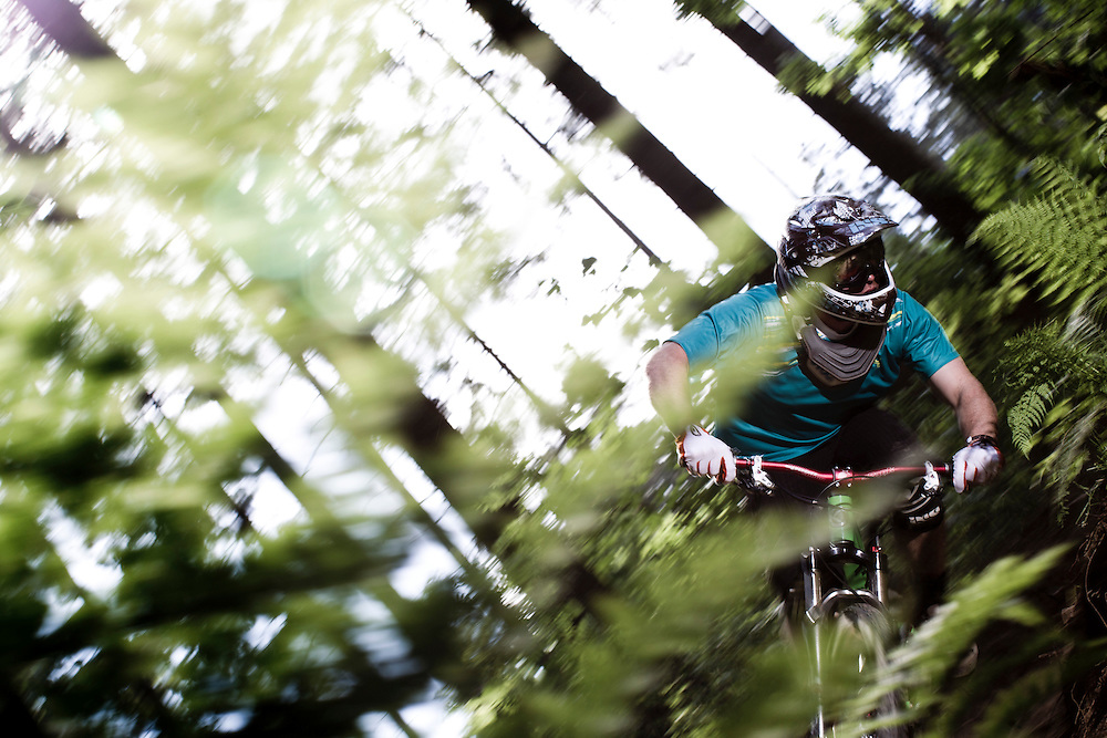 IXS Dirt Masters at Winterberg (Germany).Rider : Ryan Berrecloth (CAN)