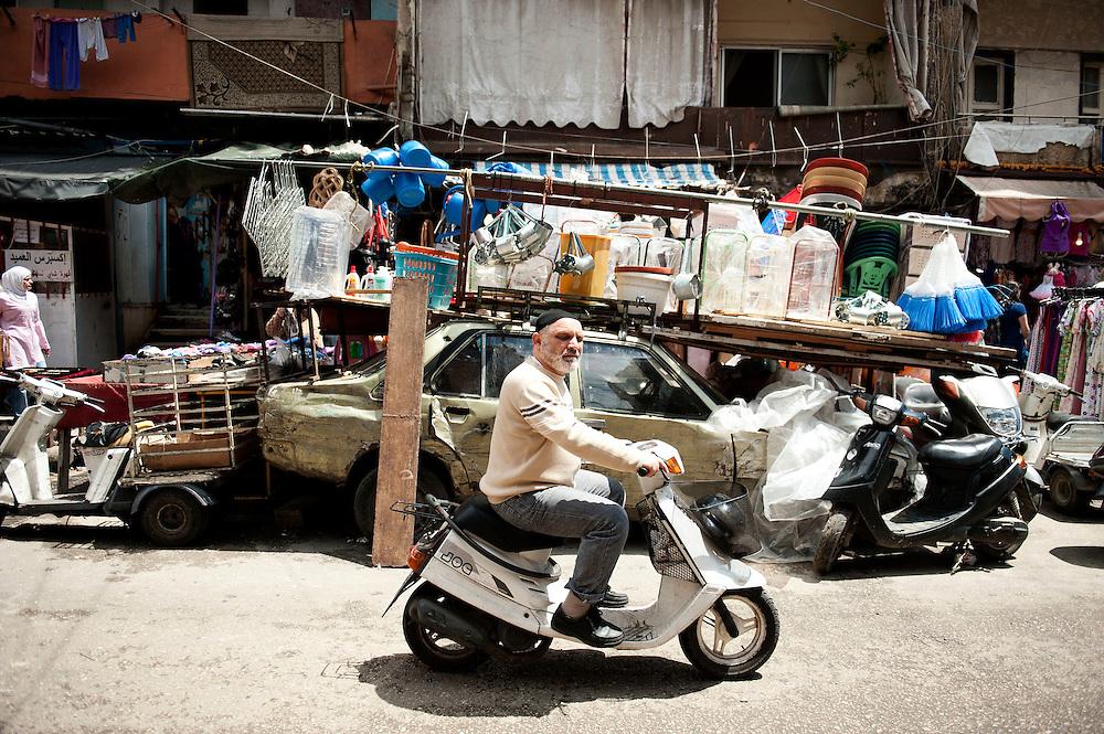 Sabra, Beirut, Lebanon April 23, 2011