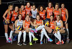 20151229 NED: Nederlands Volleybalteam vrouwen, Arnhem