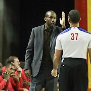 NBA D-LEAGUE BASKETBALL 2013 - DEC 28 Springfield Armor (Nets) defeats Delaware 87ers (76ers) 87-76