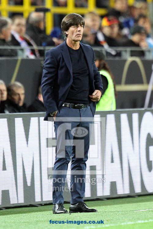 Germany Coach Joachim Low during the International Friendly match at Signal Iduna Park, Dortmund<br /> Picture by Paul Chesterton/Focus Images Ltd +44 7904 640267<br /> 22/03/2017