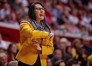 NCAA W Basketball - Indiana Hoosiers vs Milwaukee NIT - Bloomington, In