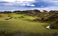 BALMEDIE - Aberdeenshire - Schotland. Trump International Golf Links. Hole 4. COPYRIGHT KOEN SUYK