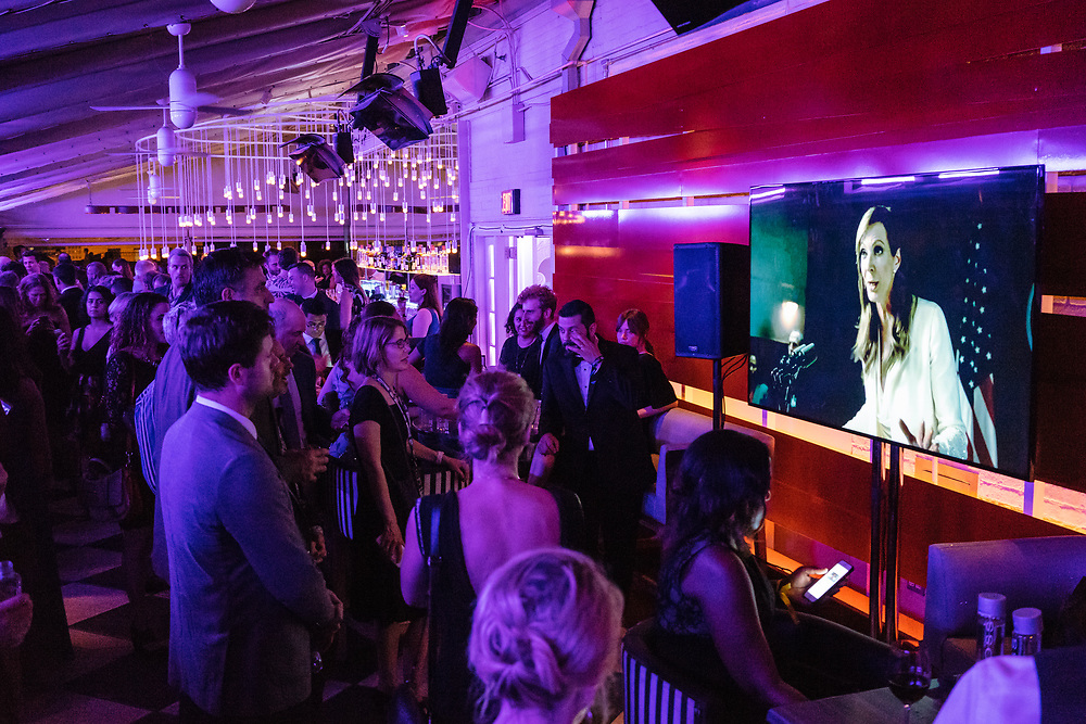 The special episode re-airs at the Full Frontal with Samantha Bee's Not the White House Correspondents' Dinner afterparty.