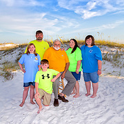 Berry Family Beach Photos