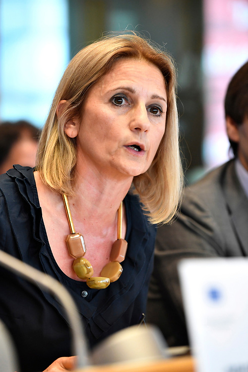 12 May 2017, 123rd Plenary Session of the European Committee of the Regions <br /> Belgium - Brussels - May 2017 <br /> <br /> MAUPERTUIS	Marie-Antoinette