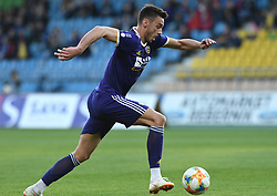 Gregor Bajde of Maribor in action during football match between NK Maribor and NK Celje in Round #24 of Prva liga Telekom Slovenije 2018/19, on March 30, 2019 in stadium Ljudski vrt, Maribor, Slovenia. Photo by Milos Vujinovic / Sportida
