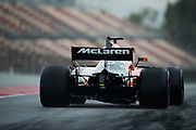 March 7-10, 2017: Circuit de Catalunya. Fernando Alonso (SPA), McLaren Honda,  MCL32
