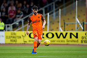 Dundee United defender Mark?Durnan (#4) in action during the Betfred Scottish Cup group stage match between Dundee and Dundee United at Dens Park, Dundee, Scotland on 29 July 2017. Photo by Craig Doyle.