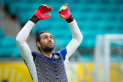 21.06.2013, Arena Fonte Nova, Salvador da Bahia, BRA, FIFA Confed Cup, Italien Training, im Bild  Sirigu  during the FIFA Confederations Cup Training of Team Italy at the Arena Fonte Nova, Salvador da Bahia, Brazil on 2013/06/21. EXPA Pictures © 2013, PhotoCredit: EXPA/ Marcelo Machado