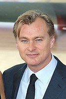 Christopher Nolan, Dunkirk - World film premiere, Leicester Square Gardens, London UK, 13 July 2017, Allied soldiers from Belgium, the British Empire, Canada, and France are surrounded by the German army and evacuated during a fierce battle in World War II.