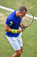 Philipp Kohlschreiber during the Mercedes Cup at Tennisclub Weissenhof, Stuttgart<br /> Picture by EXPA Pictures/Focus Images Ltd 07814482222<br /> 08/06/2016<br /> *** UK & IRELAND ONLY ***<br /> EXPA-EIB-160608-0055.jpg